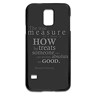 Samsung Galaxy S5 Cases True Measure Man Design Hard Back Cover Proctector Desgined By RRG2G