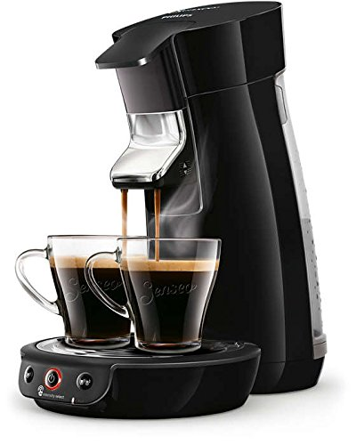 Senseo Viva Café HD6563/64 - Cafetera (Independiente, Máquina de ...