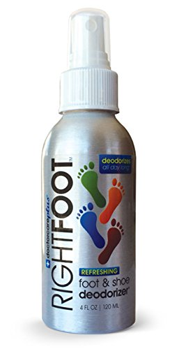 Most Effective Foot Deodorant Spray product image