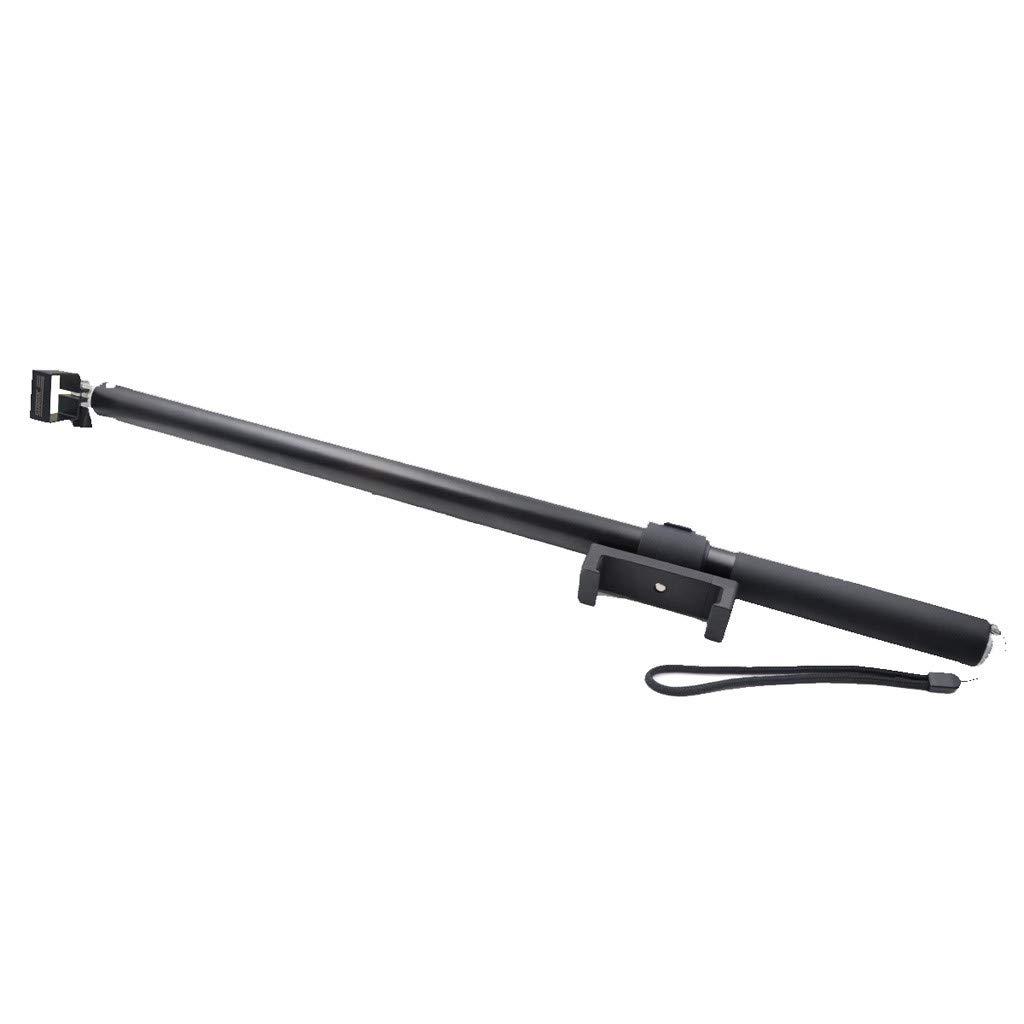 WELCOMEUNI Mini Telescopic Handheld Expansion Selfie Stick for Insta360 ONE X/EVO Camera Tripod
