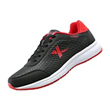 Xtep Lace-Up Running Shoes For Men 985419119727