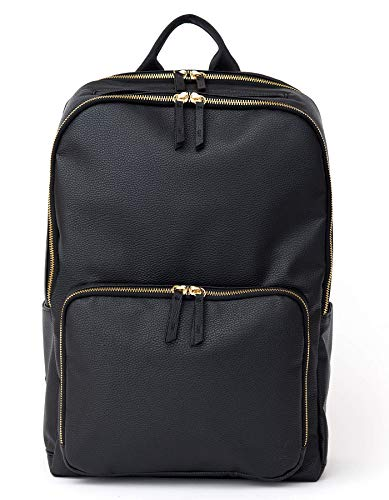 eather Commuter Laptop Backpack Charcoal ()