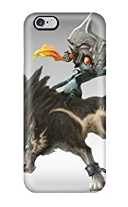 New Arrival Case Specially Design For Iphone 6 Plus (the Legend Of Zelda )(3D PC Soft Case) hjbrhga1544