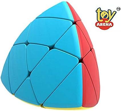Toy Arena Super Smooth Mastermorphix Pyramid Speed New Magic Cube