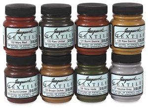 Jacquard Textile Paint 8 Oz Emerald -