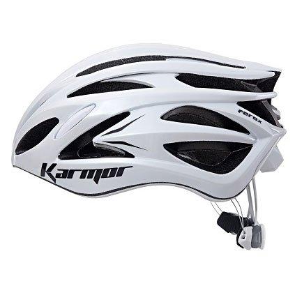 Karmar(カーマー) ヘルメット FEROX2 (フェロックス2) ホワイト L 59-60cm Boaシステム搭載 自転車用ヘルメット R2KA151161X ホワイト   B074PJTMQ3