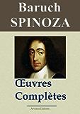 Spinoza : Oeuvres complètes et annexes - 14 titres (Nouvelle édition enrichie) - Arvensa Editions (French Edition)