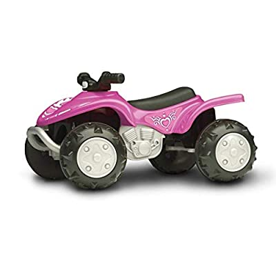 American Plastic Toys Trail Runner ATV, Pink: Toys & Games