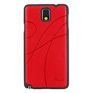 get Solid Color Back Case for Samsung Galaxy Note 3(Assorted Colors) , Rose