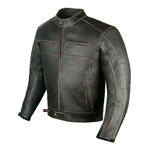 Leather Armor Jacket - 1