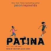 Patina: Track, Book 2 | Jason Reynolds