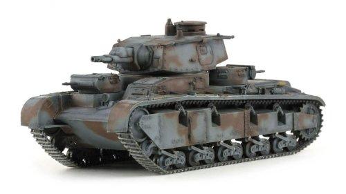 1/72 WW.IIドイツ軍 ノイバウファールツォイク 多砲塔戦車(2号車) ノルウェー 1940 DRR60598