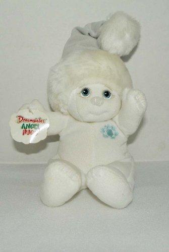 "Dreamsicles Angel Hugs ""Crystal"" Plush Beanie Santa Hat 1998"