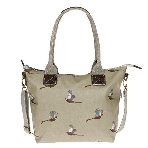 Pheasant Allport Oundle Design Oilcloth Bag Mini Sophie w0BqPXq