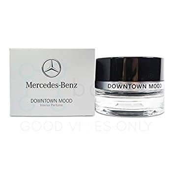 Image of Boxiti Genuine Downtown Mood Car Air Freshener - Interior Cabin Atomizer Fragrances for Mercedes C E GLC GLE CLS S Class, Suitable for Cars Equipped Air Balance Package (P21) Air Fresheners