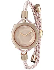 RumbaTime Womens 10777 Gramercy Gem Analog Display Japanese Quartz Rose Gold Watch