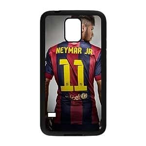 Neymar caso de Barcelona M3S88J1DV funda Samsung Galaxy S5 funda A8J54X negro
