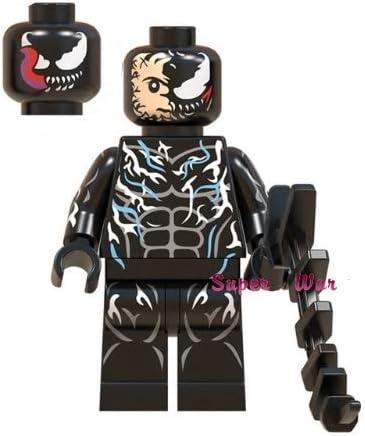Amazon.com: Figura de acción en minifigura de Venom con ...