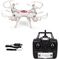 Dwi Dowellin Quadcopter for Outdoor Headless Mode RC Drone Indoor Flying Toys D4N