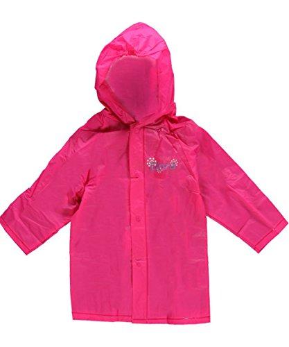 "Dora the Explorer Little Girls' ""Rushing Towards Adventure"" Raincoat - fuchsia, 5 - 6"