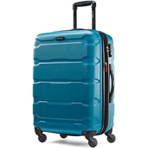 "Samsonite Omni PC 24"" Spinner Caribbean Blue One Size"