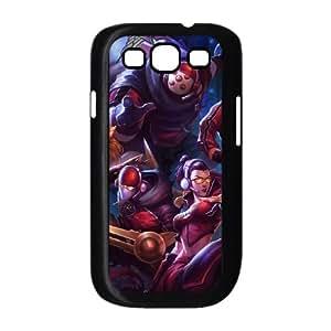 Samsung Galaxy S3 9300 Cell Phone Case Black League of Legends SKT T1 Zed VB6009297