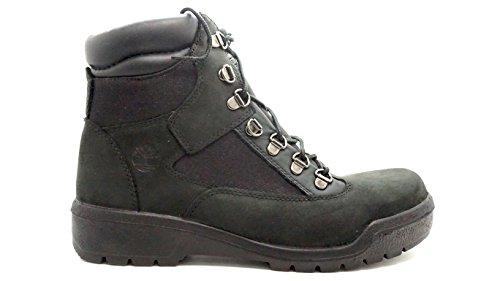 (Timberland Mens 6-Inch Waterproof Field Black Waterbuck Boot - 11)