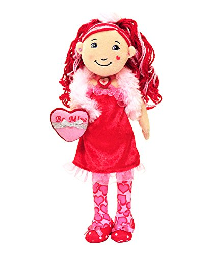 Groovy Girls Valentine Viviana (13' Cloth Doll)