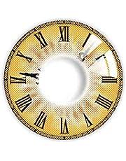 Cosplay of Halloween Kleurcontactlenzen, 1 Paar (2 Stuks) + Lenskoker, Zonder Correctie, Comfortabel om te dragen, Bruikbaar 12 Maanden, Mens Vrouw Gekleurde lens, 0.00 Dioptrie