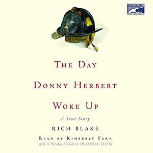 The Day Donny Herbert Woke Up Audiobook