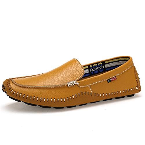 Designer Driving Uomo Lusso qualit Morbido Slip On Pelle Vera in Successg da di Mocassini Alta Uomo Shoes anyxOzYcHq