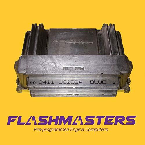 (Flashmasters 2005 GMC Safari Engine Computer 12589462
