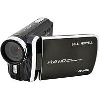 BELL+HOWELL DV30HD-BK 20.0 Megapixel 1080p DV30HD Fun-Flix Slim Camcorder (Black) - ONE YEAR