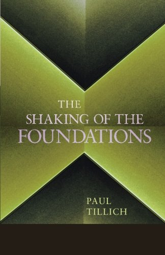 The Shaking of the Foundations: