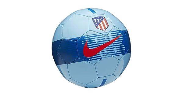 Nike Balón de Fútbol Atlético de Madrid 18/19 Celeste: Amazon.es ...