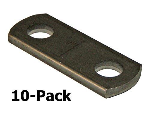 - Spring Shackle Link (SHL-100-10) 10-Pack