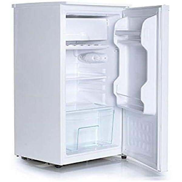 Jiongzhuo Refrigerador Pequeño De una Sola Puerta Mini Hogar ...