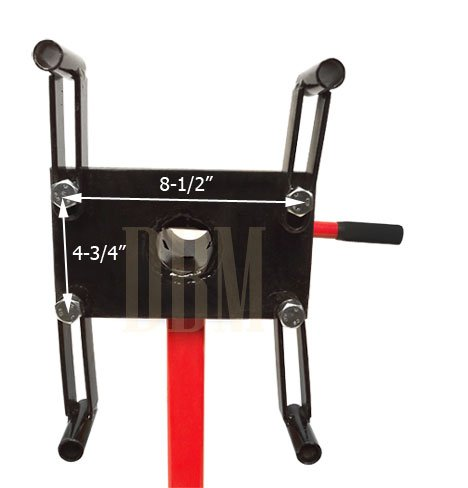 Portable 1000 LBS Mobile Engine Stand Dolly Cart 360 Degree Rotating Heavy Duty by Generic (Image #3)