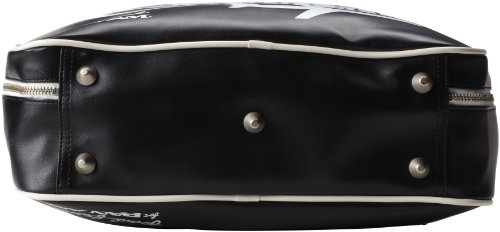 Pan Am Defiance - 100% Polyurethane Shoulder Bag Hombres Bolsas Negro
