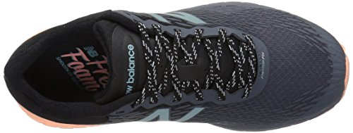 New Balance Wthier, Zapatillas de Running para Asfalto para Mujer Negro
