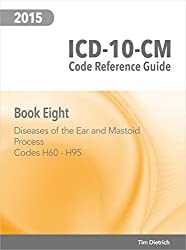 ICD-10-CM Code Reference Guide: Book 8: Diseases of the Ear and Mastoid Process: Codes H60 Through H95