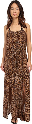 Vix Women's Dany Long Dress Cover-Up Murad Cover Up SM
