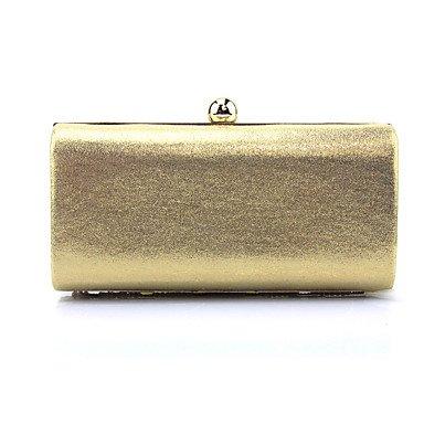 Noir gold clutches KEY SUNNY Polyuréthane Pochettes Or et Cliquet Argent W6wvqB6Ufx