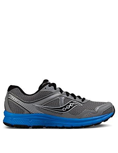 Saucony Men's Cohesion 10 Men's Footwear In Size 44 Grey