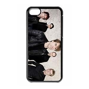 iPhone 5c Cell Phone Case Covers Black Die Toten Hosen P6696410