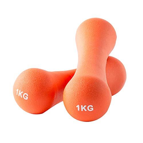 Hantel-Set, Bodybuilding Arm Muscle Fitness Tragbare Reise Hanteln Gym Übung Für Beine, Gesäß, Crossfit Workout…
