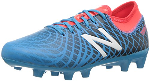 New Balance Boys' Tekela V1 Soccer Shoe, Polaris, 13 M US Li