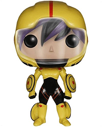 Pop Vinyl FK4662 - Accesorio para playsets Disney (FK4662) - Fig-go go Tamago 10cm Big Hero 6