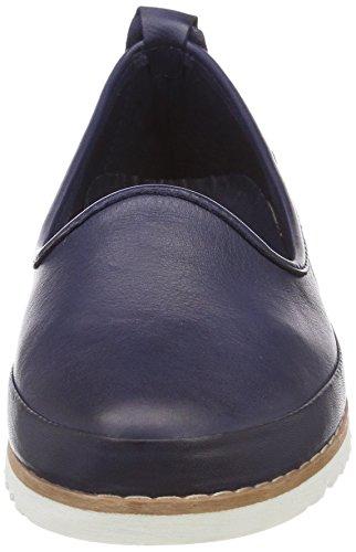 Andrea Conti Dame Tøffel 0025731 Blå (mørkeblå) yLbbo