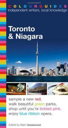 Toronto & Niagara Colourguide (Colourguide Travel)